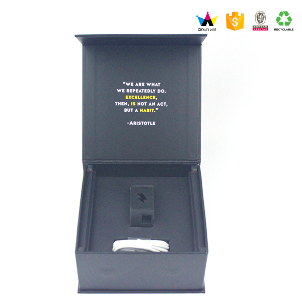 Paper Material Industrial Use Low Cost Electronic Watch Gift Box