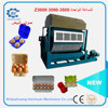 professional recommend 3000pc/hour big capacity 8 platens egg tray making machinery paper pulp machine egg tray machine