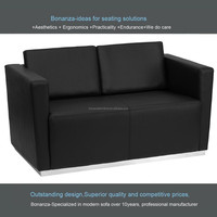 8094# latest modern leather sofa couch loveseat sofa
