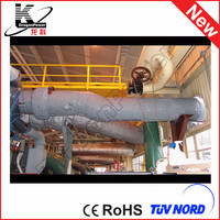 heat resistant pipe insulation for electrical wire