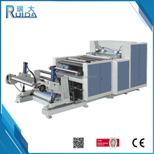RUIDA Zhejiang Factory Provide New Label Roll Die Cutting Machinery For Paper