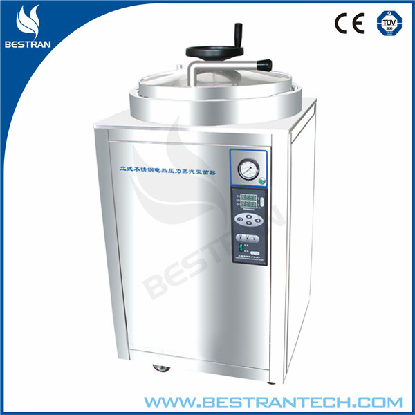 BT-100A Vertical type large-volume Sterilization liquid medium autoclave