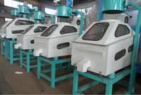 Bengal gram cleaning equipment