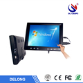 Optional adjust angle 8 inch lcd touch screen pc monitor for cars