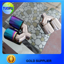 Tuopu hot sale muffler exhaust for truck,exhaust pipe tips,exhaust pipe for cars