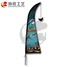 Promotional Custom Advertising Best Popular Feather Flag