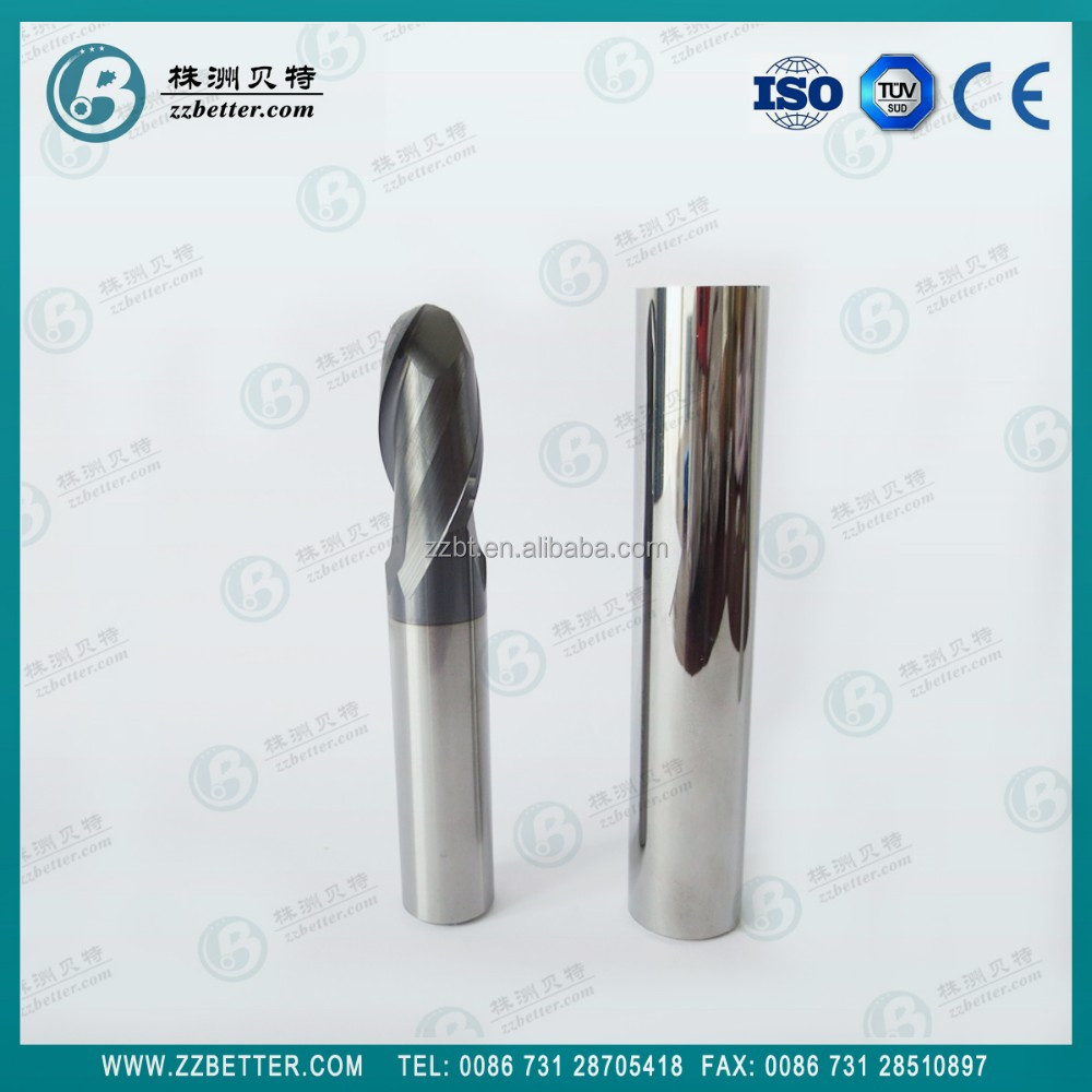 solid ceramic carbide rods / cermet round bars /ceramic carbide welding rods