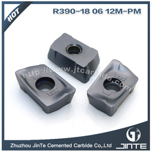 CNC Cutting Tools Carbide Square Milling Inserts R390-180612M-PM 1010