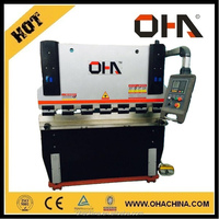 """OHA"" Hydraulic Bending Machine, 40/1600 Press Brake,bending machine for hydraulic fitting"