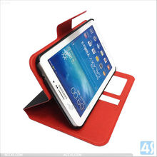 Book Folio Style with Built-in Stand case for tab 3 7.0 Wallet Card Holder, Stylus Holder P3200 P-SAMP3200CASE031