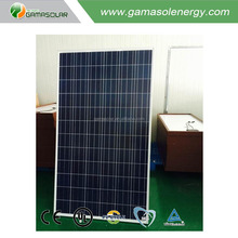 China pv manufacturer 12v solar panel with poly solar cell 300 watt