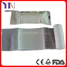 medical first aid bandage elastic compression manufacturer CE FDA Certificated