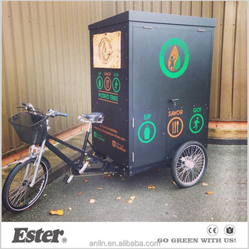 ESTER 500W Electric coffee Trike,48 spokes, prowheel crank