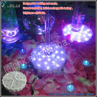 Valentine 'day Pary Table Centerpiece Decor Led Light Base