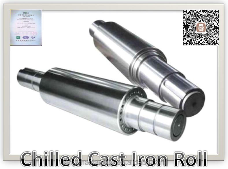 chilled cast iron sheet hot rolling mill roll