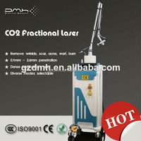 DM-801 Co2 fractional ablative laser,co2 fractional laser skin rejuvenation machine,10600nm co2 fractional laser