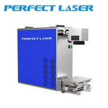 20W 30W 50W Portable Fiber Laser Engraving Machine For Metal And Nonmetal