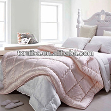 100% Polyster microfiber quilt