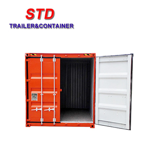 Cheap ISO standard 10ft shipping container made in China