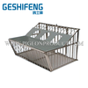 new style cage Foldable Metal Jump cage material metal pigeon basket