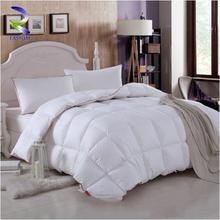 Luxury White Goose Down Duvet/ Goose Down Quilt/ Feather and Down Comforter