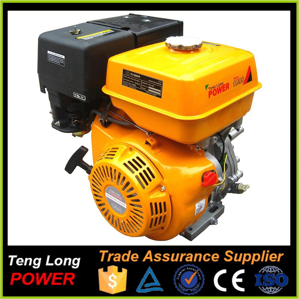 420cc Gasoline Engine With CE Certified And OEM Available