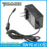 Tommox smart adapter flat tablet pc charger