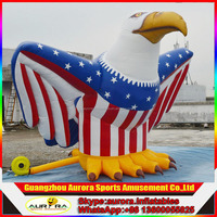 New finished giant inflatable eagles with factory lower price