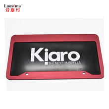 Professional auto dealerships license plate frames wholesales custom license plate frames