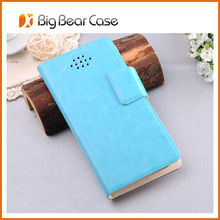universal wallet leather custom design phone case for nokia lumia 620