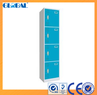 Steel Lockers of 4 layer