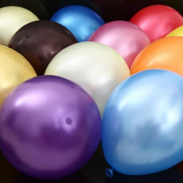 Good Quality12Inch 2.8g 50pcs Latex Balloons Birthday wedding Party Decorative toys Pearl helium Balloon Balls Globos Balony 12""