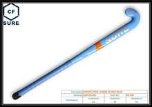 Custom fiberglass cheap hockey stick for children