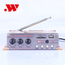 YW-403 FM turning 2 channel car audio amplifier