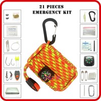 emergency supply kit unique camping equipment for sale