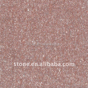 Flamed Red Porfido Granite G666