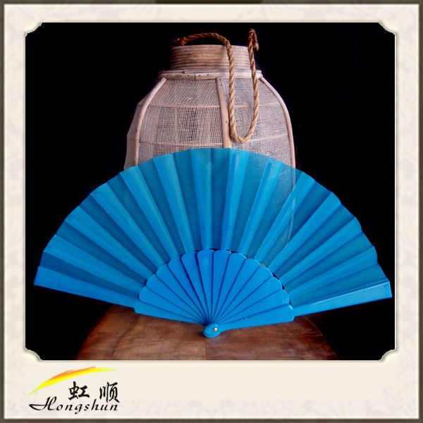 Advertisement Items Plastic Fan Small Gift Items