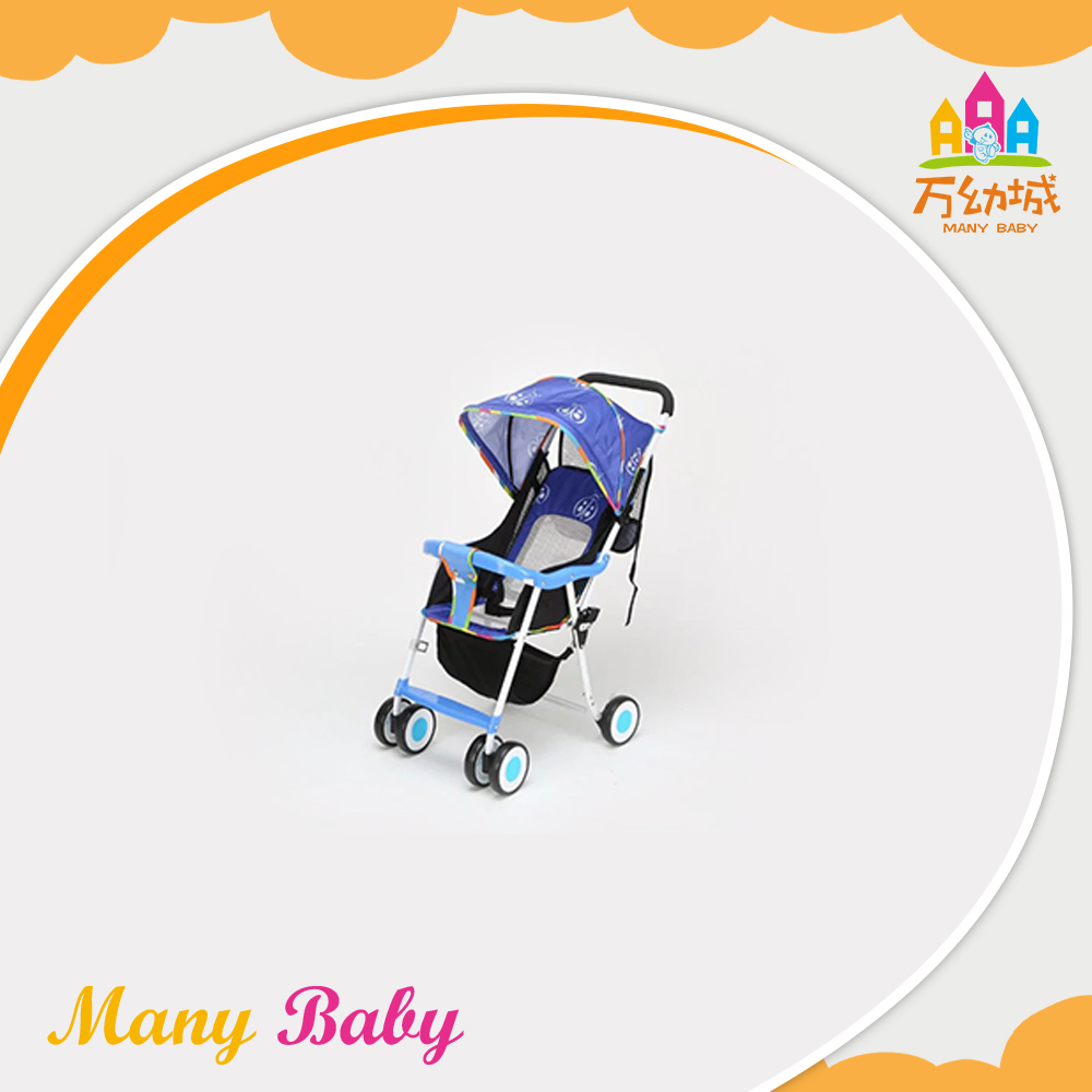 hot sale & high quality 320mm extremely wide fancy baby stroller and pram