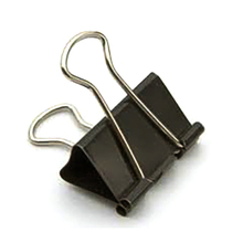 Best price black paper binder clip