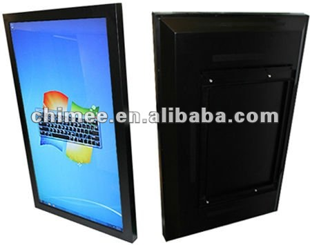 "55"" Touch Screen Computer Panel HD LCD"
