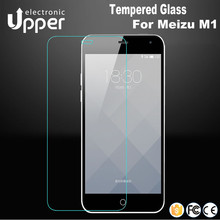 China suppliers 0.33mm 9H Tempered Glass Screen Protector Original Noblue Note Screen Cover Guard Protective Film for Meizu M1