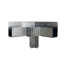 OEM Powder Coated Metal Connecting Brackets for Wood