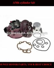 High quality scooter AM6 cylinder kit