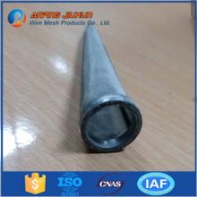 Professional 200 mesh stainless steel wire mesh air filter tube stainless steel flter tube