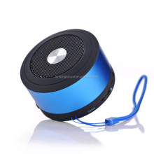Round my vision bluetooth speaker with TF card and handsfree function