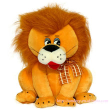 Plush toy lion Stuffed soft animal promotion kids gift 2013 new style