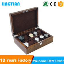 Luxury Custom Logo Funky Jewelry Box For Watches
