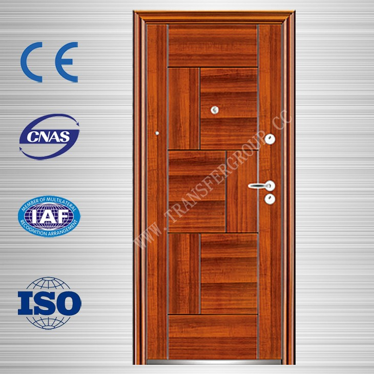 Cheap steel door unique home designs security doors