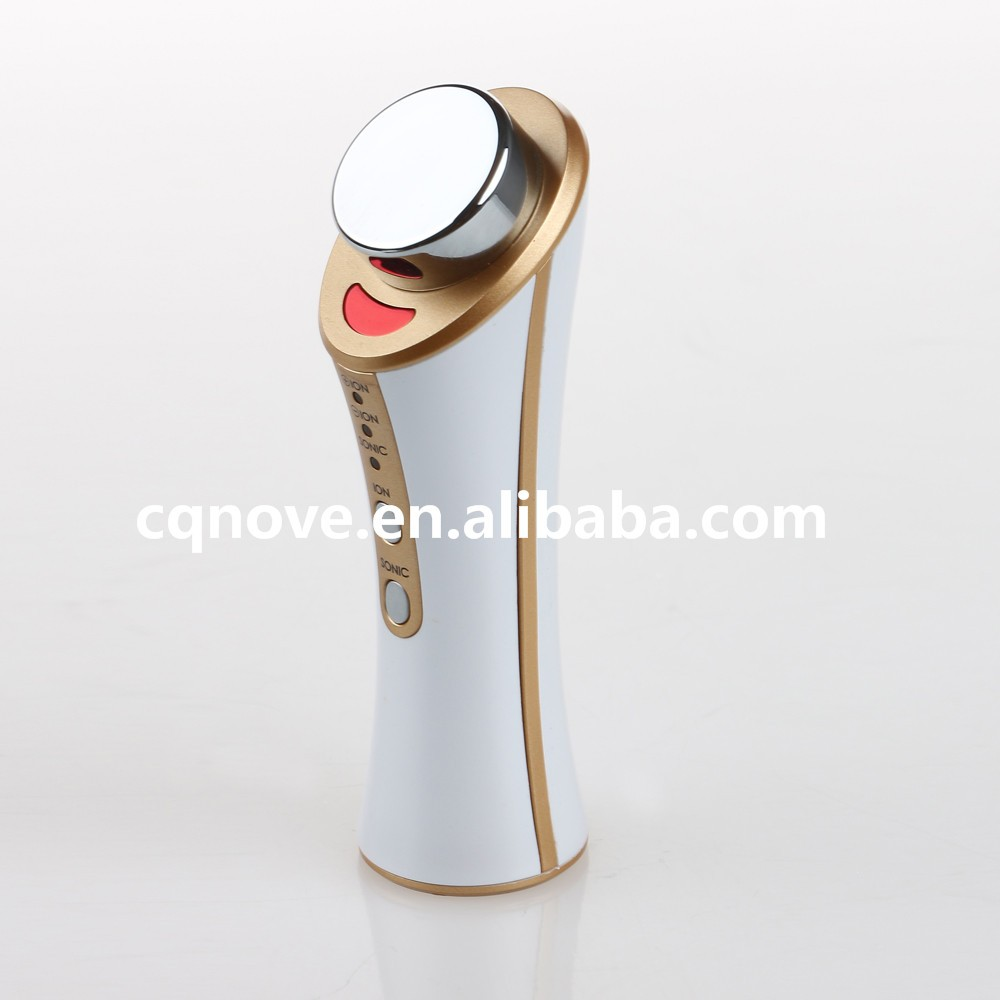 2016 As Seen On TV Ultrasonic Ionic Beauty Equipment Skin Care Beauty Equipment home use beauty equipment