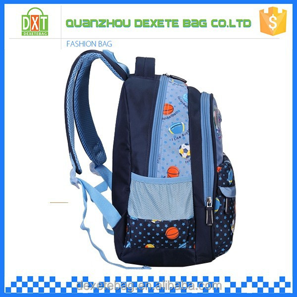 Hottest design durable ergonomic school bag